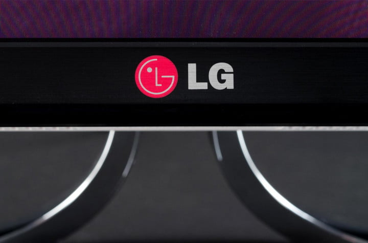lg ea  review ips wide screen ultra performance monitor logo front