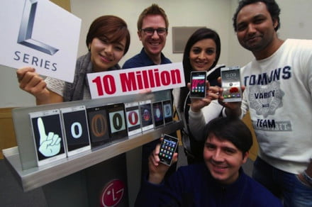 LG L Series 10 Million