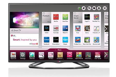 which is the better hdtv lg vs samsun la  white
