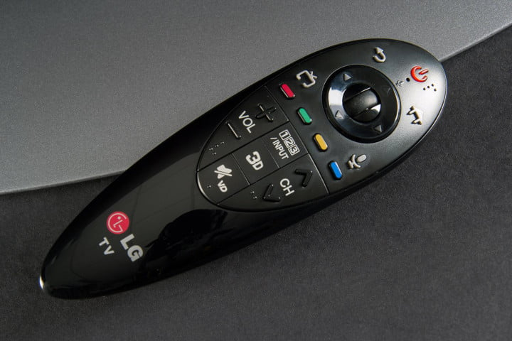 lg  ec review oled tv remote
