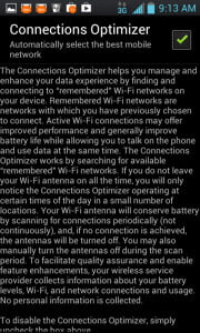 lg mach review android connections optimizer