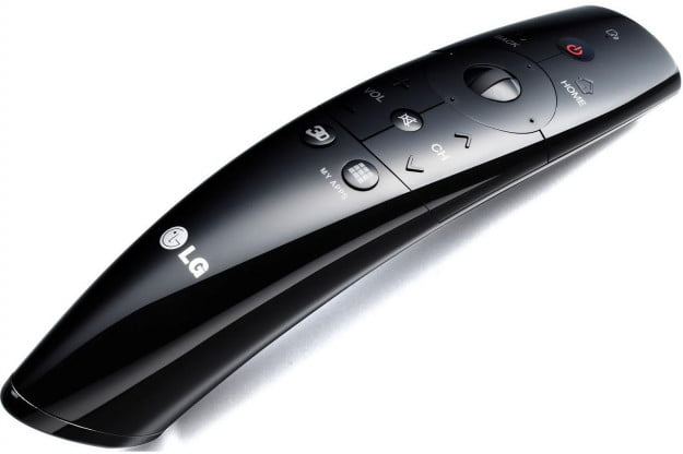 LG Magic Motion remote