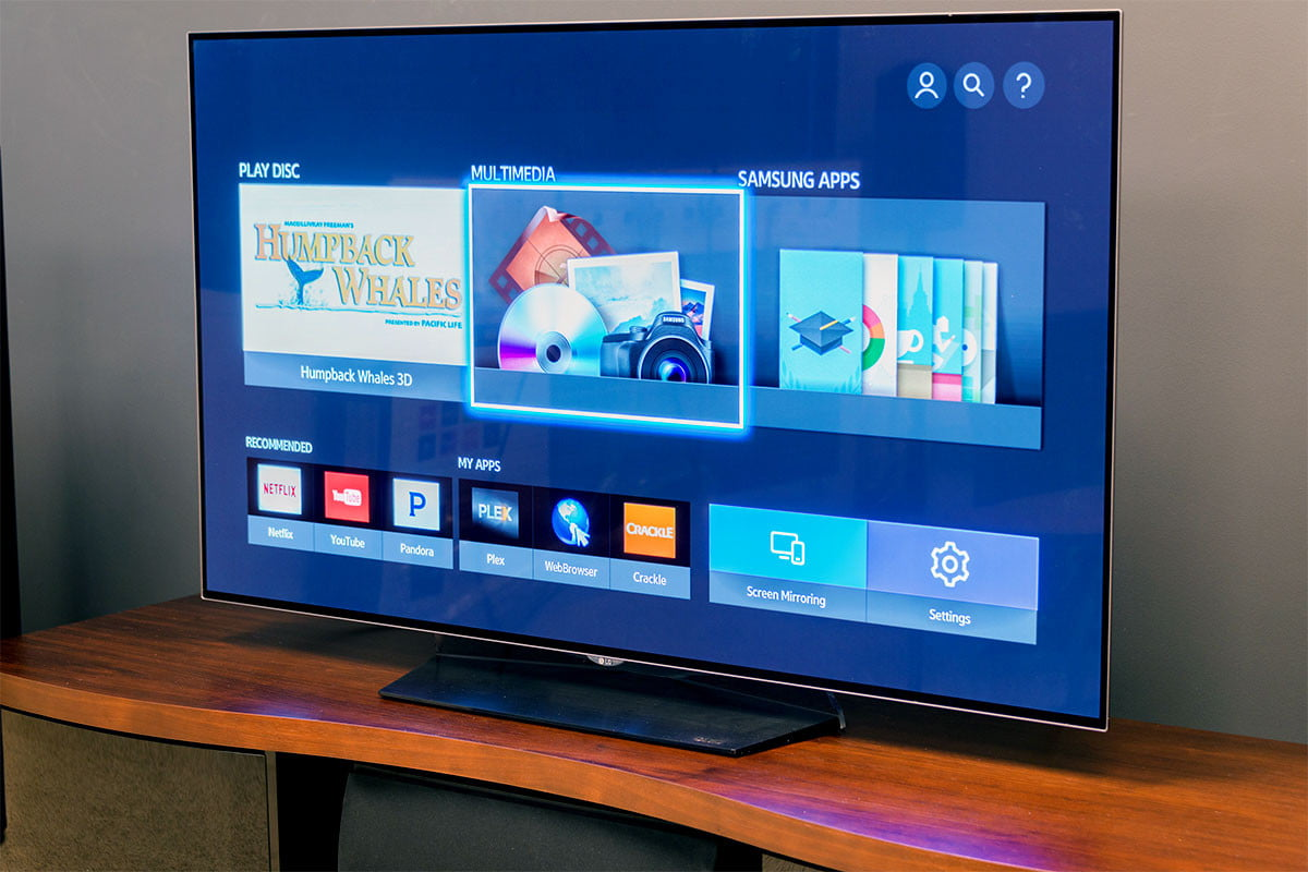 lg oled55b6p 55 inch 4k oled tv review digital trends. Black Bedroom Furniture Sets. Home Design Ideas