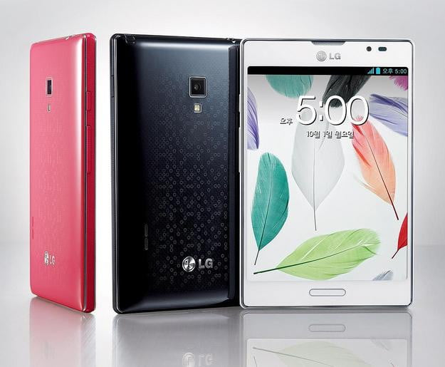 LG announces the Optimus Vu 2 with Voice over LTE support ...