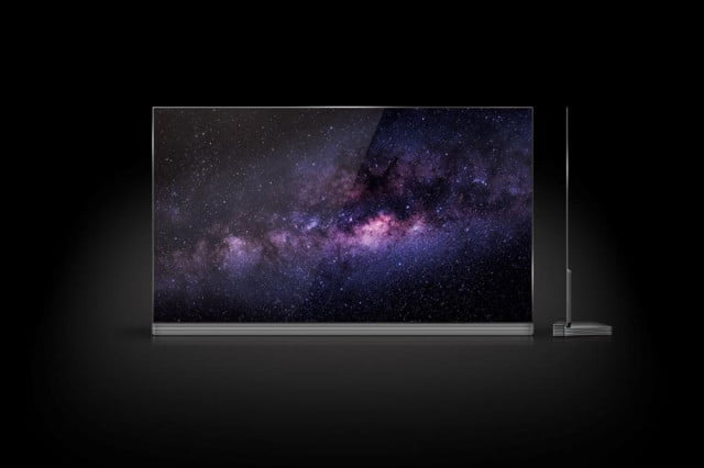 bang olufsen announce partnership lg signature oled  g p