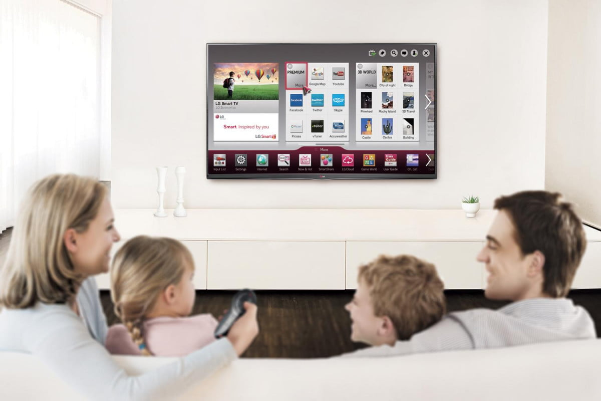shows to stream this weekend tusk louie adaptation lg smart tv