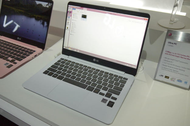 LG Ultra PC front angle 2