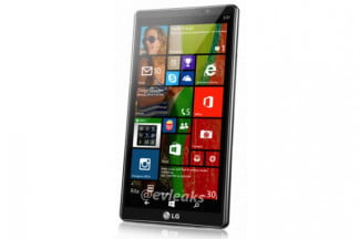 LG Uni8 Windows Phone Leak