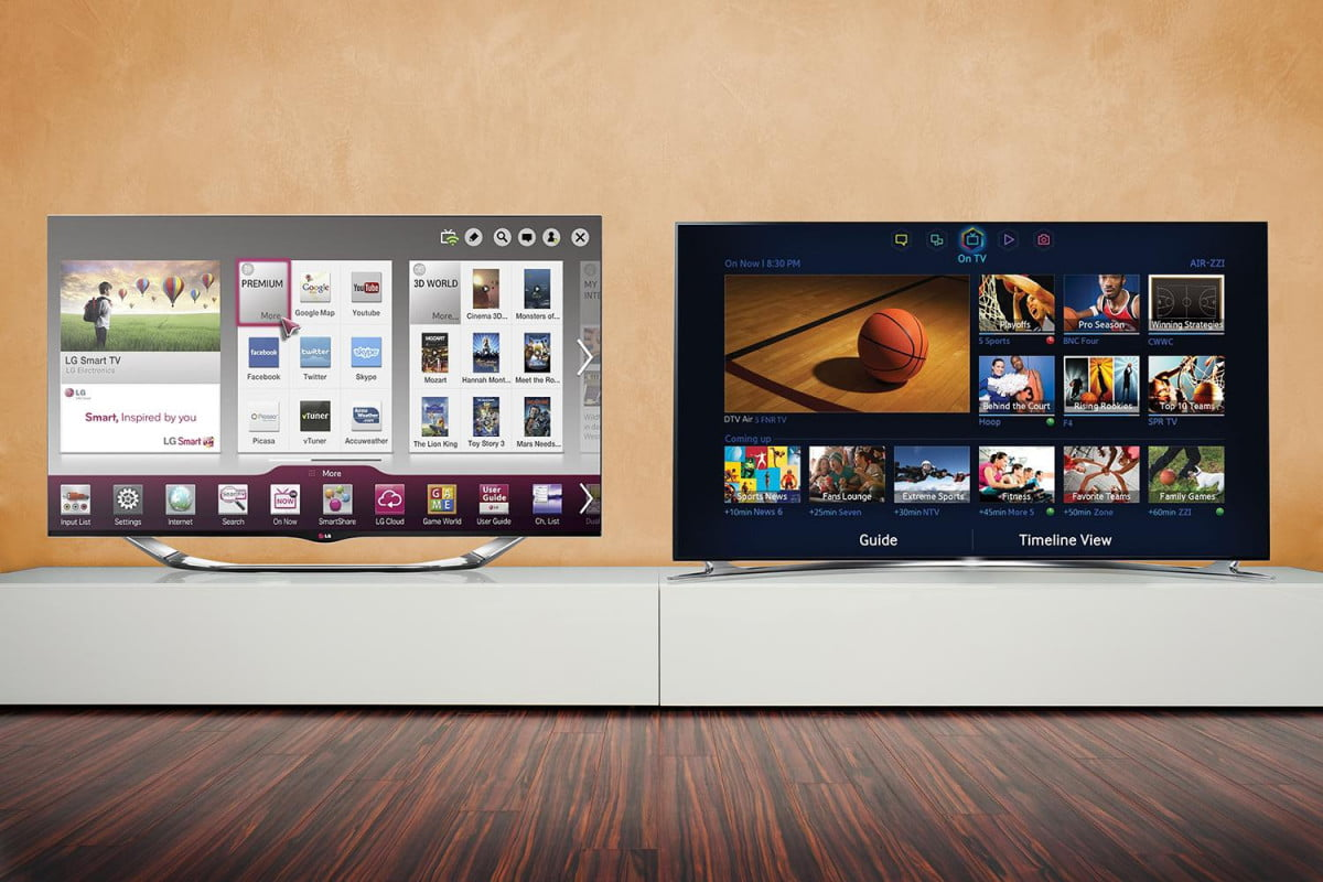 which is the better hdtv lg vs samsun samsung tv