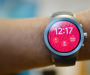 LG Watch Sport wears Android Wear 2.0 well, but its bulk and battery  are blunders