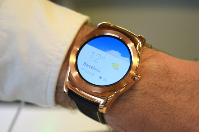 android wear together update news lg watch urbane mwc hands on