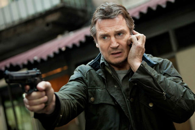 liam neeson to star in new action comedy the revengers taken