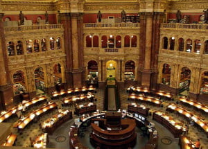 Library of Congress (reading room)