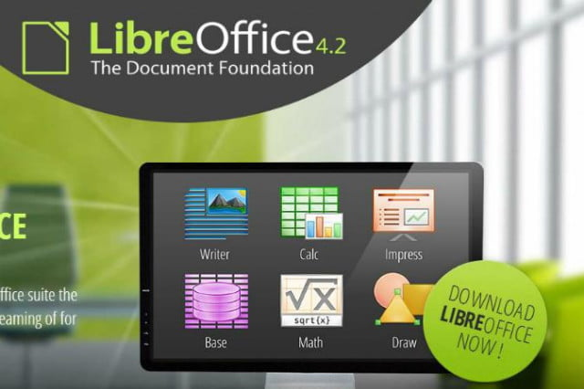 libreoffice open source office suite gets bumped version