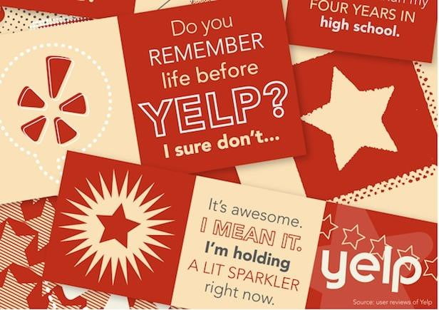 life before Yelp's IPO