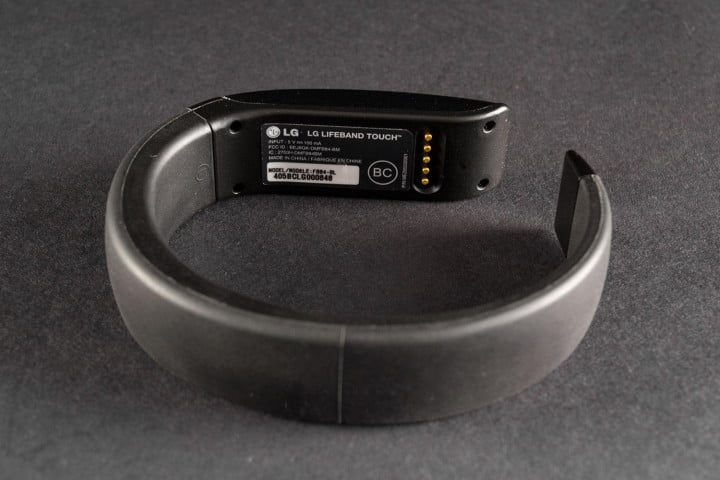 lg lifeband touch activity tracker review fb  bm bottom