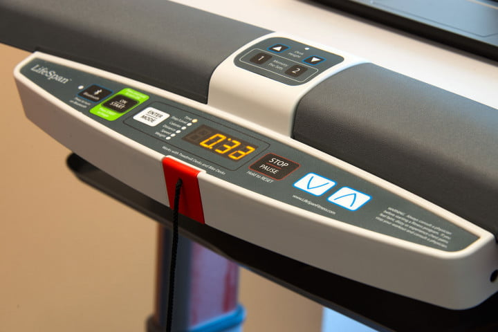 why you should try using a treadmill desk at work lifespan tr  controls