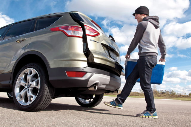Liftgate-Ford