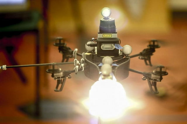 mit researchers build drones can light photo shoots lighting drone
