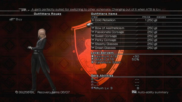 lightning returns final fantasy xiii review screenshot