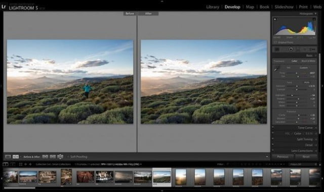 educational video tells everything need know lightrooms developing module lightroom