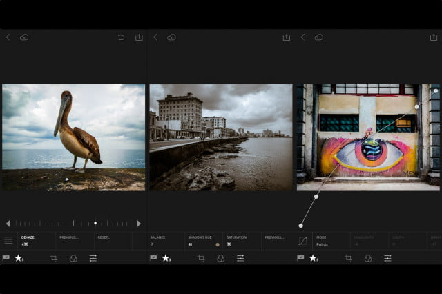 adobe photoshop lightroom for android  screenshots
