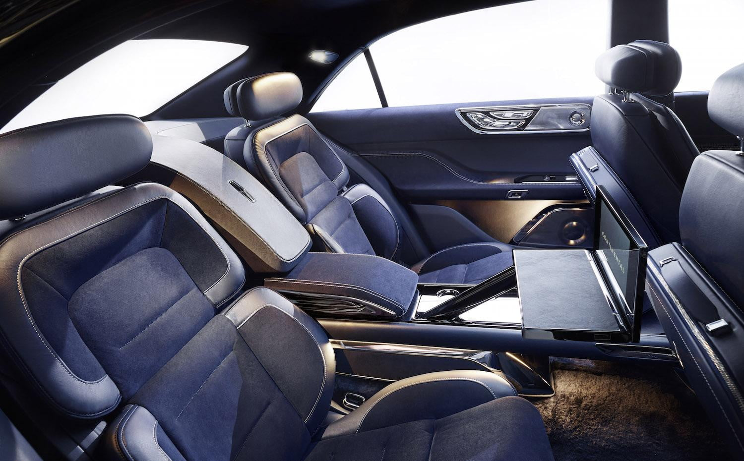 Lincoln Continental Concept Specs Pictures News