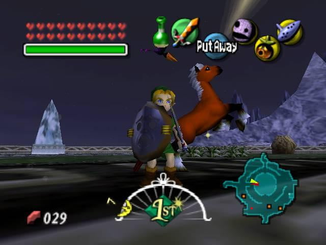 the all time best n  games link epona