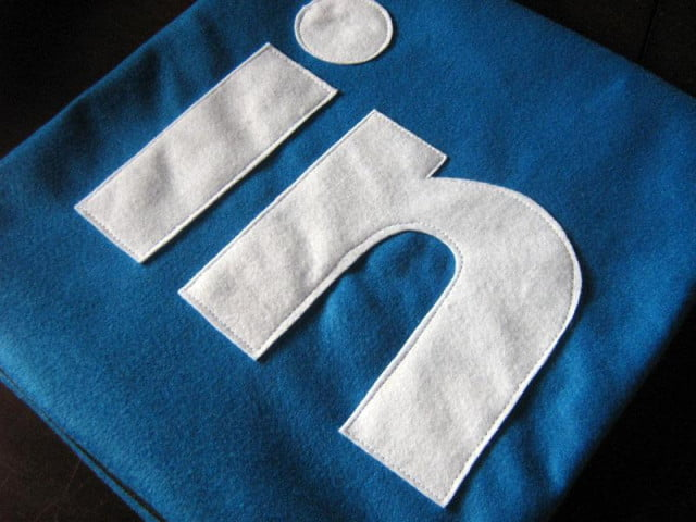 linkedin less friendly to developers