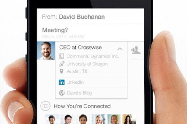 linkedin discontinues intro app for iphone