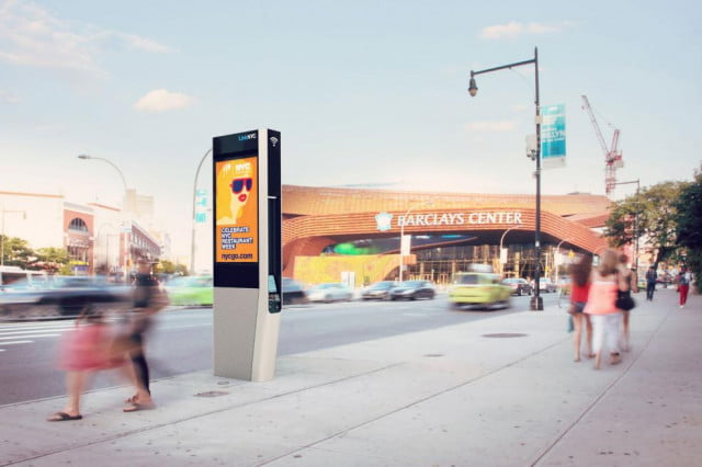 new york citys old payphone kiosks set to become gigabit wi fi stations linknyc