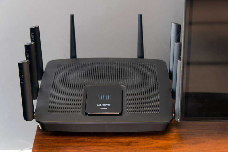 linksys ea max stream ac review