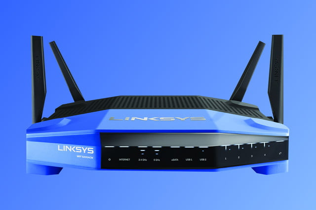 linksys superfast wrt router  acm