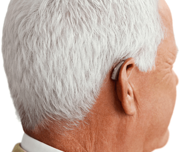 The LiNX is the smallest hearing aid ReSound has ever made.