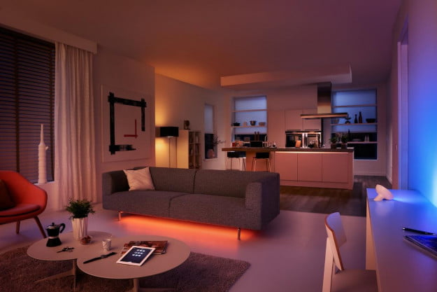 LivingColors & LightStrips Room_Lifestyle