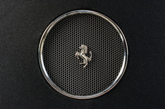 logic  ferrari cavallino gt review speaker front
