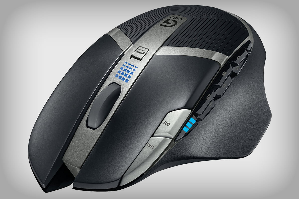 logitech g  wireless gaming mouse