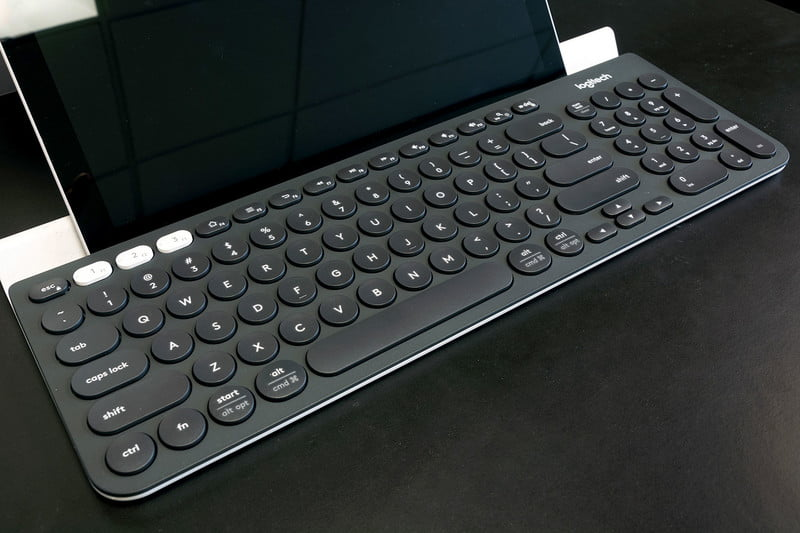 Review of the LOGITECH K780 Multi-Device Wireless Keyboard at Digital Trends