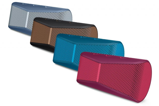 logitech adds x  to expand bluetooth speaker line