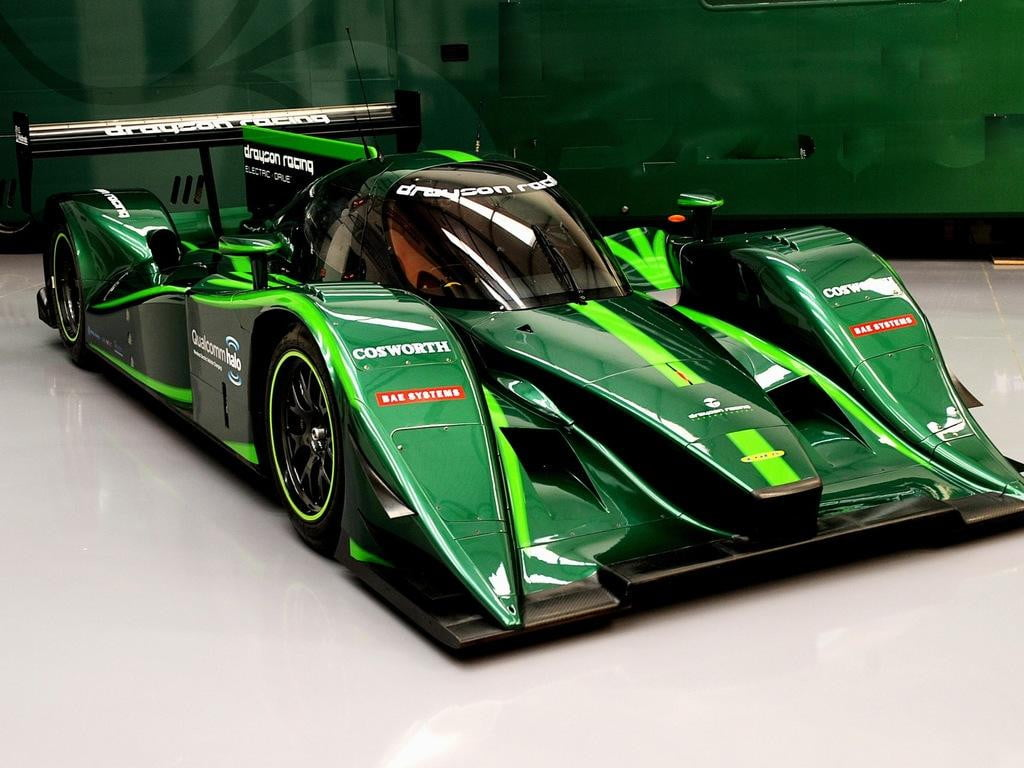 drayson racing sets electric car speed record ev