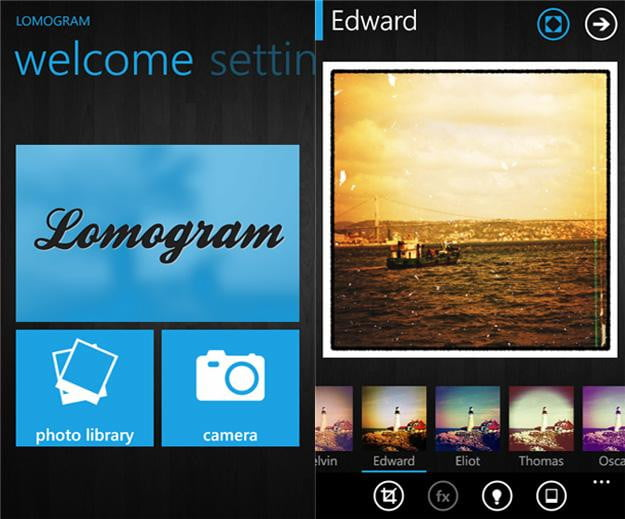 Lomogram-screenshot