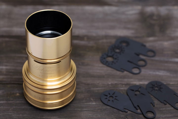 tomography daguerreotype lens available for preorder lomography achromat  art brass moodweb