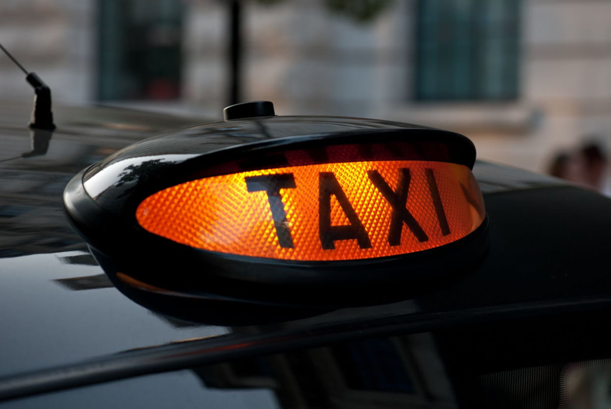 uber london cabbies launch  k campaign to fund fight black cab