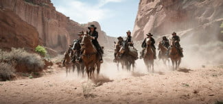 Lone Ranger review gang