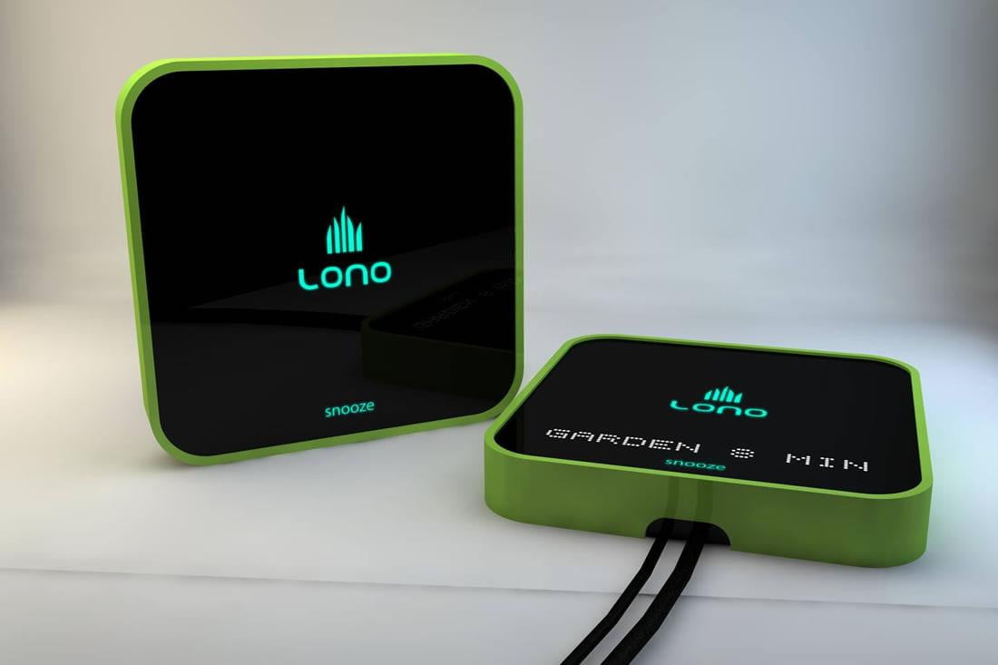 lono sprinkler offers smartphone access to a homes irrigation system controller