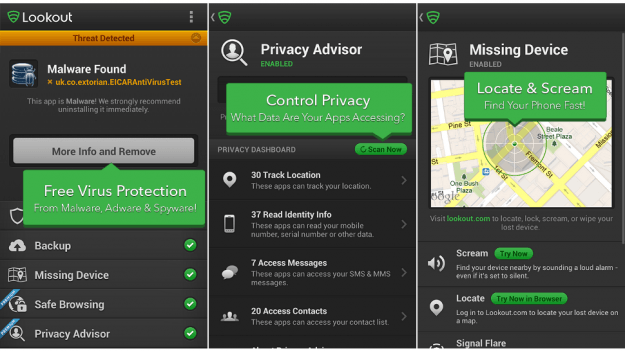 Lookout-Security-Android-apps-screenshot