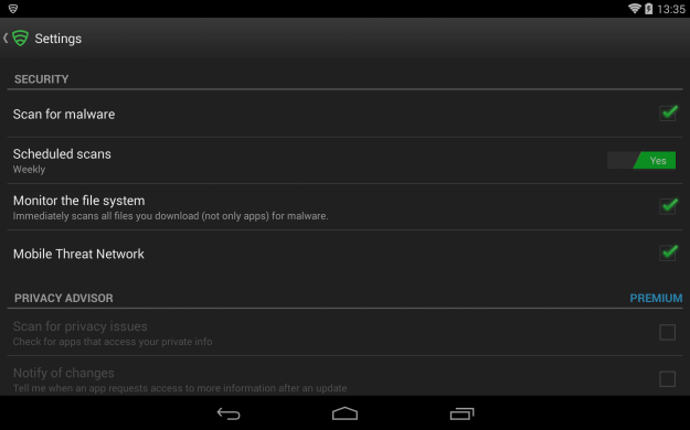 Lookout_Android_tablet_app_screenshot