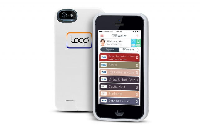 LoopPay phone cases and covers
