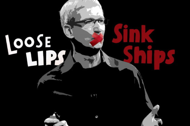 Loose lips sink ships: Why has Tim Cook's Apple sprung a leak?