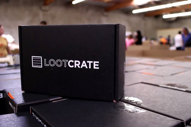 loot crate announces gaming service delivery nerd geek culture